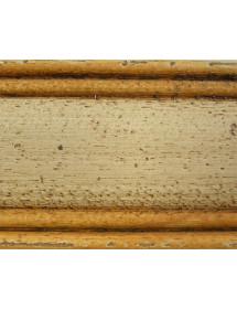 MOBILI 2G -  Dispensa a 2 ribalte, 2 porte e 4 cassetti con tiretto decorata L.82 x P.44 H.153