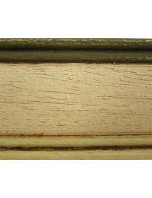 MOBILI 2G - Armadio 2 porte 2 cassetti in legno finitura avorio L.135 x P.63 H.203