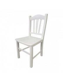 MOBILI 2G - SET 2 SEDIE modello SILVANA in LEGNO DI FAGGIO sedie da pranzo cucina casa ristorante
