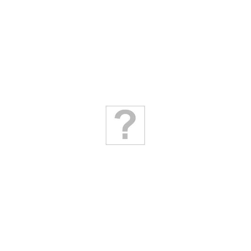 Cristalliera/Vetrina 4 porte 3 cassetti laccata bianco