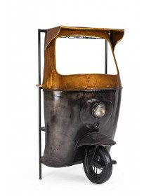 MOBILI 2G - MOBILE BAR CONSOLLE APE REPLICA VINTAGE INDUSTRIAL