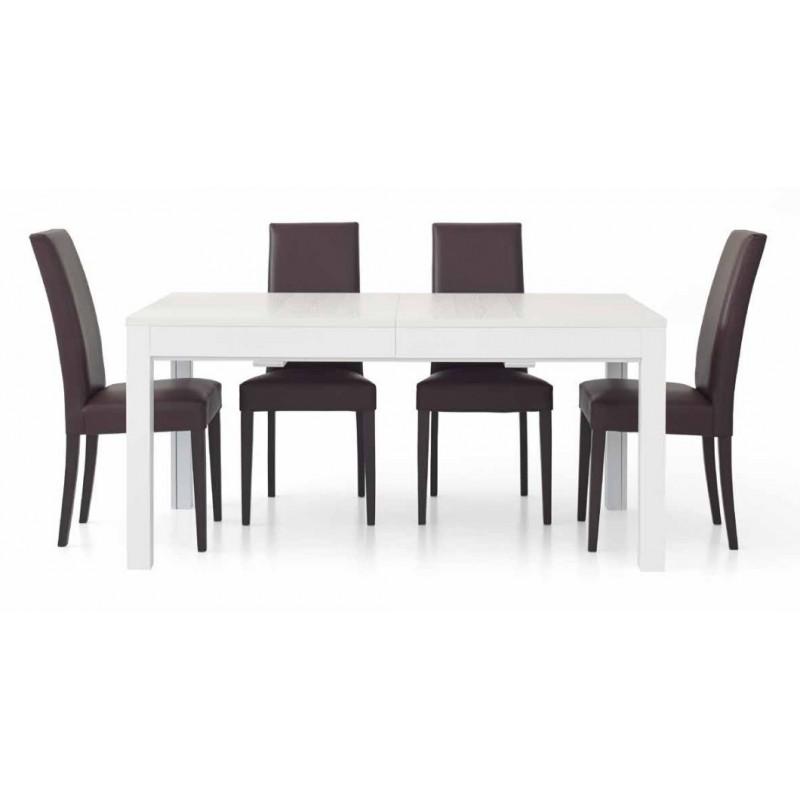 Tavolo rettangolare 180x90 allungabile for Tavolo rettangolare allungabile