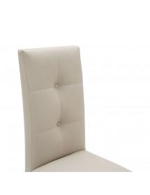 Specchiera in foglia argento rettangolare- Misure: 99 x 79 x 3